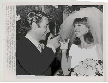 Tina and Les Crane Wedding Picture!