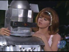 Ginger... and the ROBOT???