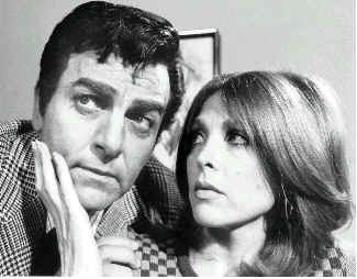 As Linda Cole in Mannix episode titled The Many faces of Murder!